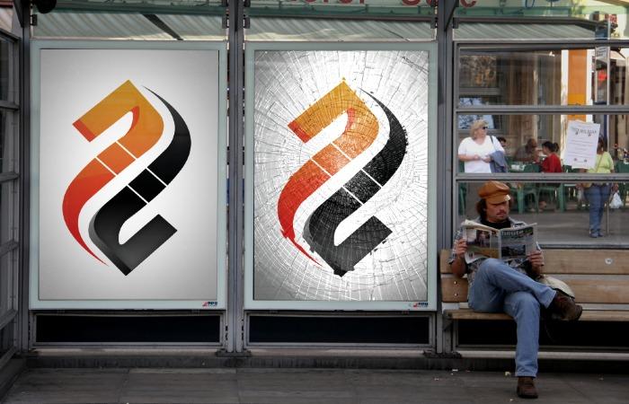 طراحی لوگو شخصی ناجی - طراحی آرم - ساخت لوگو - سایت طراحی لوگوطراحی لوگو شخصی ناجی