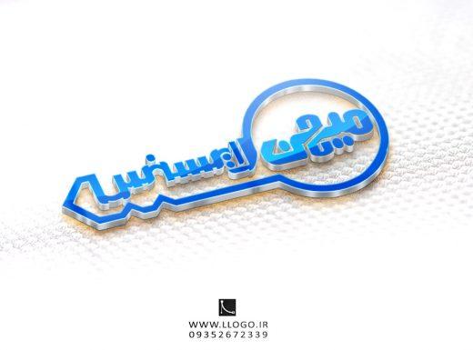 طراحی لوگو میهن لایسنس