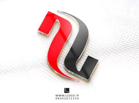 طراحی لوگو شخصی ناجی