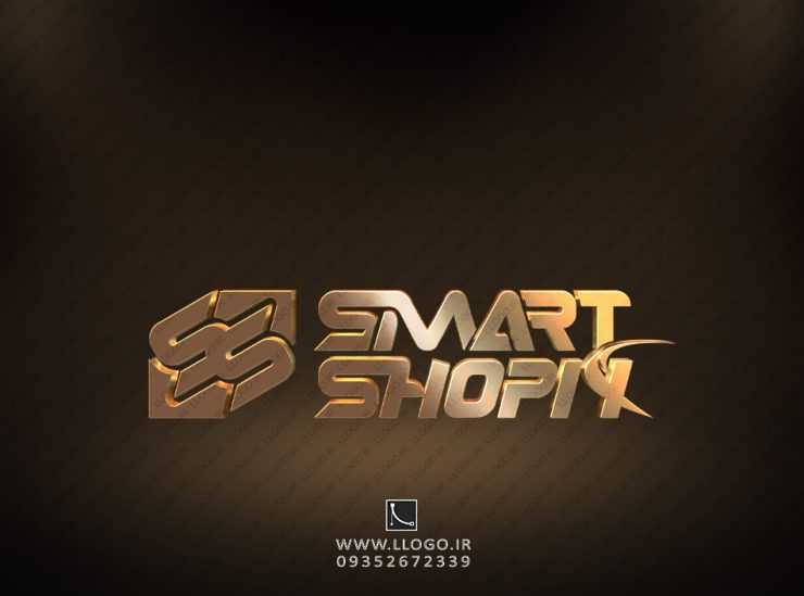 طراحی لوگو Smart Shopix