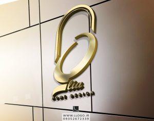 طراحی لوگو گروه معماری لیا
