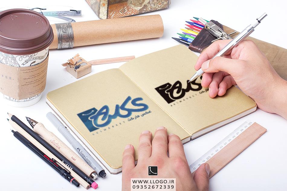 طراحی لوگو عکس مارکت - طراحی آرم - ساخت لوگو - سایت طراحی لوگوطراحی لوگو عکس مارکت