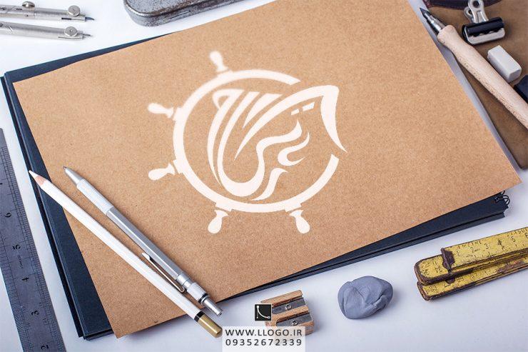 طراحی لوگو پیام خلیج فارس