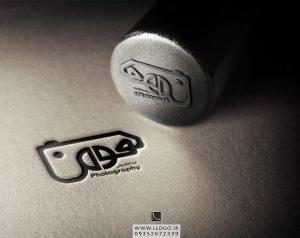 طراحی لوگو عکاسی هومن