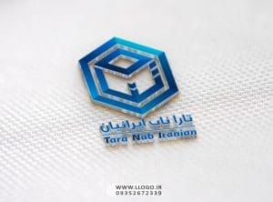 طراحی لوگو شرکت تارا ناب ایرانیان
