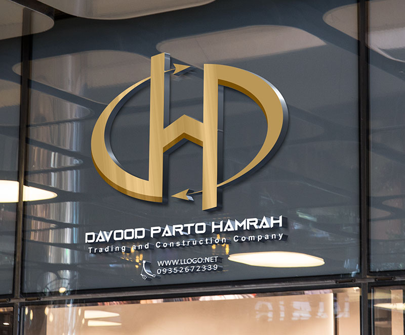 لوگوی شرکت معماری پرتو