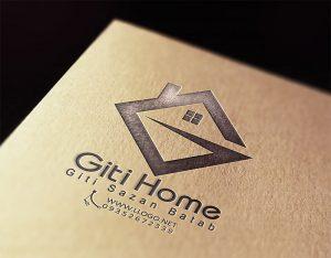 لوگو شرکت معماری گیتی