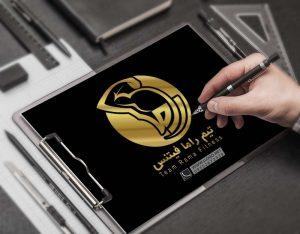 طراحی لوگو باشگاه ورزشی راما